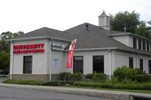 University Tire & Auto Center - Pantops
